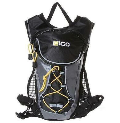 2 Litre TRAVERSE Hydration Pack Backpack LARGE Bag Water For Running Cycling