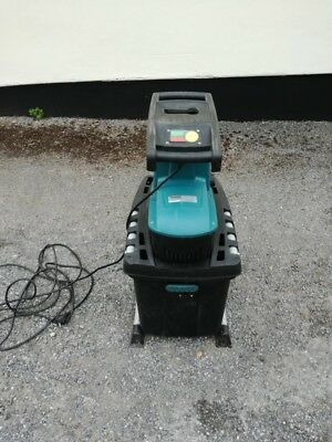 Makita UD2500 Electric Garden Shredder 240v 2500w - STILL UNDER WARRANTY