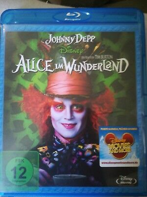 Alice Im Wunderland Bluray