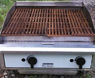 Toastmaster Pro Series Natural Gas Grill