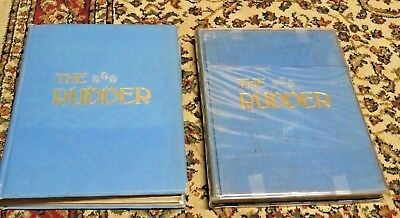 2 VOL-The Rudder-Bound Magazine-Yachts/Yachting-Vols.19+20-January/December 1908