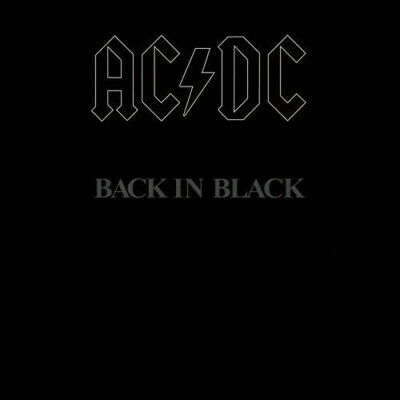 AC / DC- Back In Black - CD Neu & OVP (dig. Rem. 2003) - Hells Bells
