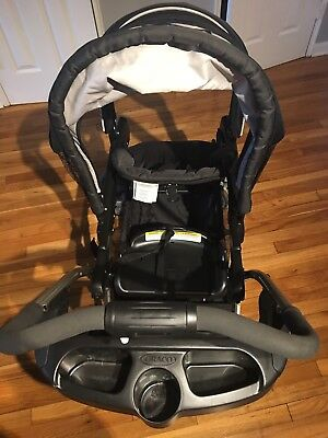 Graco Onyx Ready2Grow Classic Connect