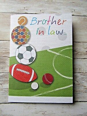 Sports theme brother in law happy birthday greetings cards sports theme brother in law happy birthday greetings cards greeting card g1 m4hsunfo