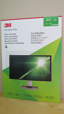 "3M Ag200W9B Anti-Glare Filter 20.0"" Widescreen Filter"