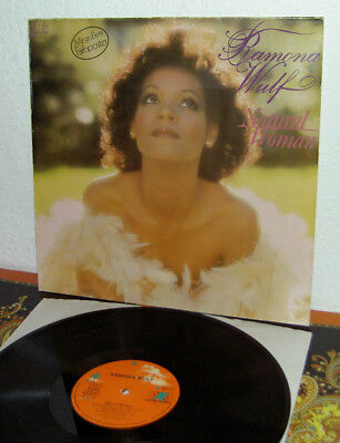 Ramona Wulf (Silver Confention) - Natural Woman  D 1977