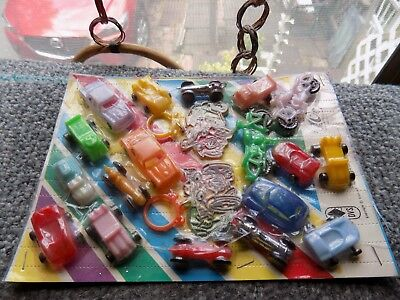 Vintage card toys, for bubble gum machine new old stock Diamond Vending Supply