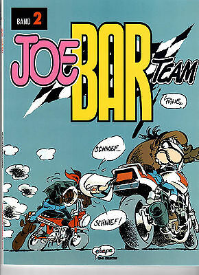 Joe Bar Team - Band 2 - Ehapa - 3. Auflage