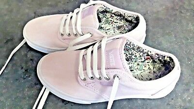 Ladies Vans - Excellent Condition - Size 5