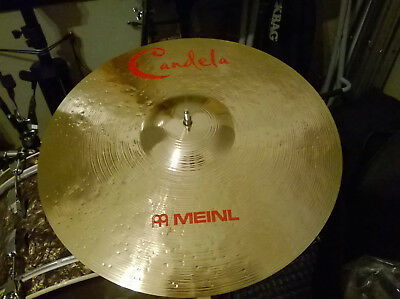 "Meinl 18"" Candela Timbale Crash/Ride"
