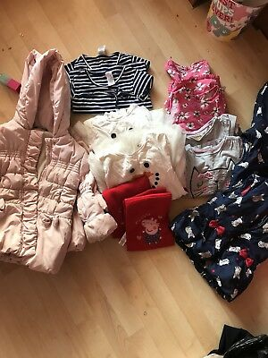 Twin Girls Clothes Bundle Age 2-3