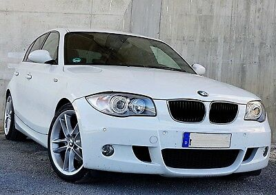 bmw 118i 1er e87 m sport paket navi leder 2 hand eur. Black Bedroom Furniture Sets. Home Design Ideas