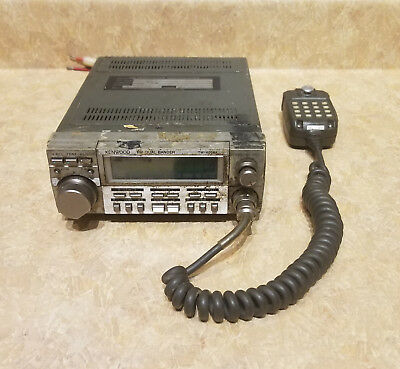 Kenwood TW-4000A Dual Band Mobile Transceiver