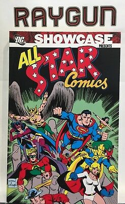 DC Showcase Presents All Star Comics Softcover 2011 1st Print New Unread Vol 1