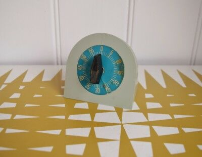Vintage Kitchen Timer with bell - Retro