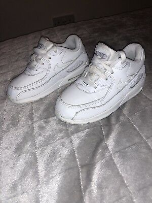 Nike Air Max Boys Trainers Size 8.5/15cm Toodler