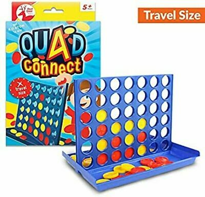 Line Up 4 Connect Four Traditional Family Kids Board Game Toy connect the dots
