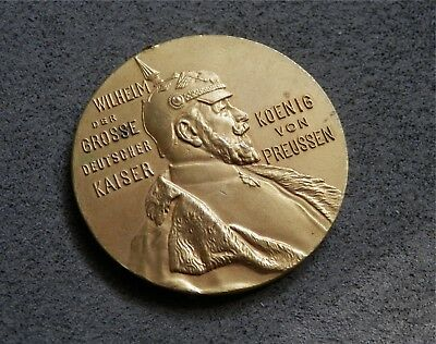 German Empire, Original Prussian Centenary Medal 1897 without suspension