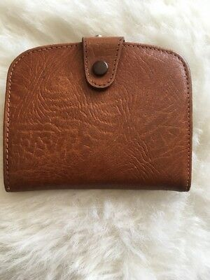Vintage Leather Purse Very Old