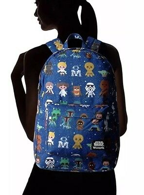 096fe5a933f LOUNGEFLY STAR WARS Baby Character Aop Print Backpack -  49.00 ...