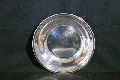 Silverplate bowl, Reed and Barton 1207, 6 inch