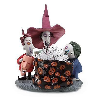Department 56 - Lock, Shock, and Barrel - The Nightmare Before Christmas 6000809