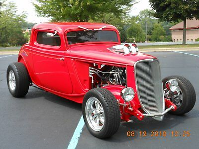 1934 FORD Coupe  ebay motors collector cars
