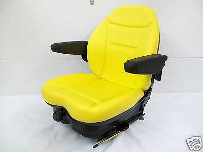 YELLOW SEATS FITS Jd John Deere 2210,3203,1023E,3032E,3038E