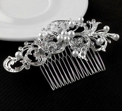 Fifty Shades Of Grey Comb Bridal Hair Wedding Prop Replica Freed Darker Ana