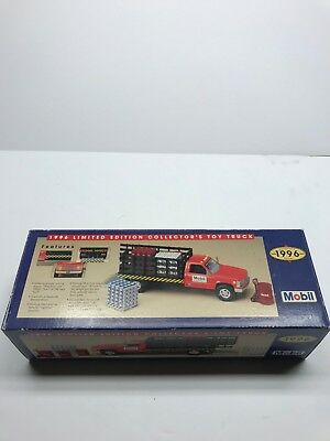 Mobil 1996 Limited Edition Collector's Toy Truck