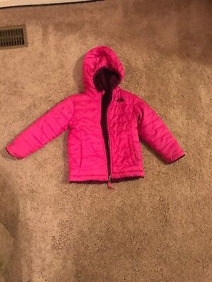 toddler girl north face jacket 4t