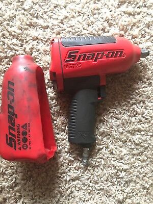 "SNAP-ON MG725 1/2"" Air Impact Wrench *Works Great*"