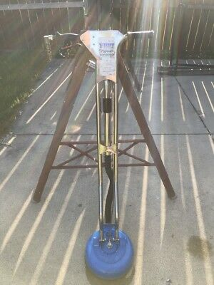 Turbo Hybrid TH-40 Tile Cleaning Tool Used