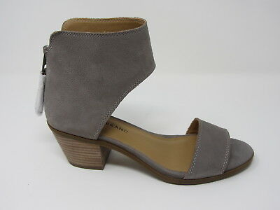 aaafa390a61 NEW LUCKY BRAND Yvette Block Heel black Sandals sz 10 -  49.99 ...