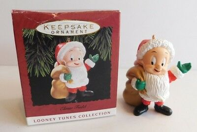 Hallmark Keepsake Ornament 1993 Elmer Fudd * Looney Tunes ** FREE SHIPPING  **