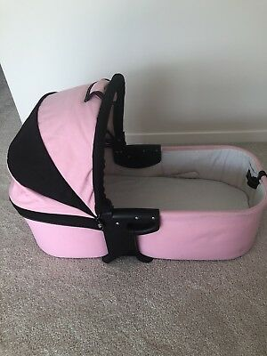 Valco Baby Pink Bassinet Limited Edition