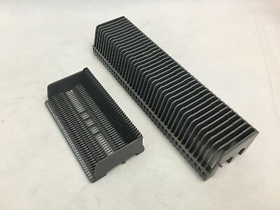 35mm Slide Projector Magazines  x 2 For AGFA Slide Projecotor -