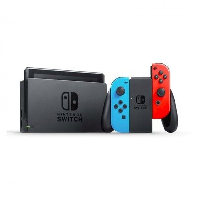 Videoconsola Nintendo Switch Red and Blue