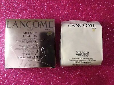 Lancome Miracle Cushion Refill Recharge 010 Albatre