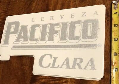 Pacifico Sticker / Decal Authentic Corona Brands Free Shipping