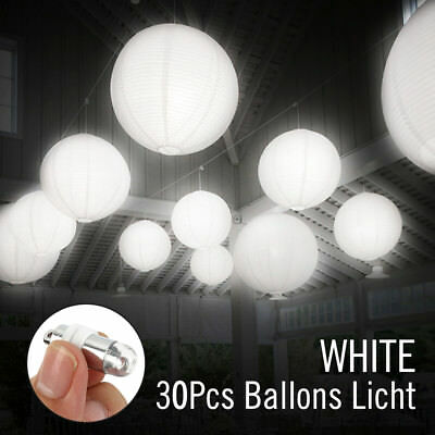 LED Balloons 30pz Light up Perfect Festa Decoration Wedding Compleanno bambini