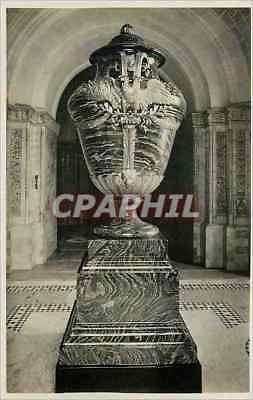 CPM The Hague Palace of Peace Jaspis vase presented by Russia