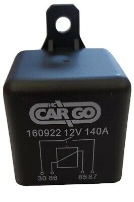 4 Pin Split Charge Relay High Performance Switch 12V 140A Cargo 160922