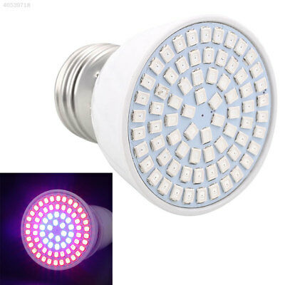 F47A E27 36W 72 SMD LED Beads Bulb Light Lamp For Plants Growth Full Spectrum
