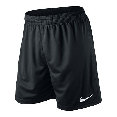 Nike Park Shorts Black Xl Youth