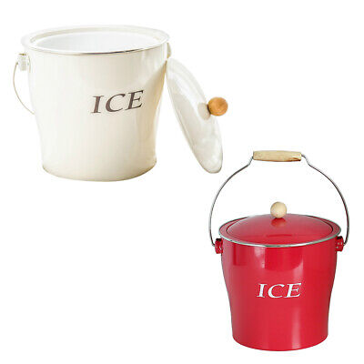 Double Walled Insulated Wine Bottle Cooler Champagne Chilled Ice Bucket