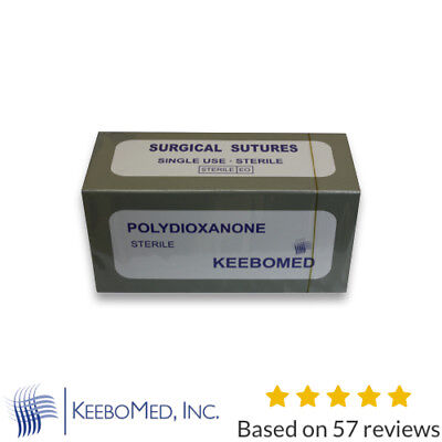 Veterinary PDS, PDO Polydioxanone  Sutures  3/0  expire 5/21
