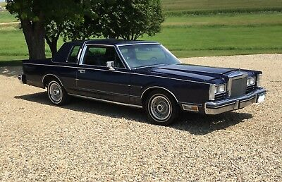 1979 Lincoln Continental Mark V 9 000 00 Picclick