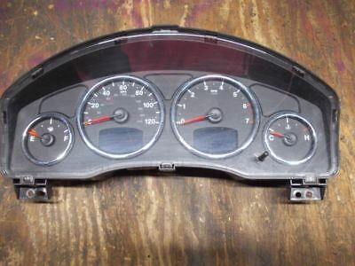 Speedometer Cluster MPH With Compass Fits 08 LIBERTY 130283