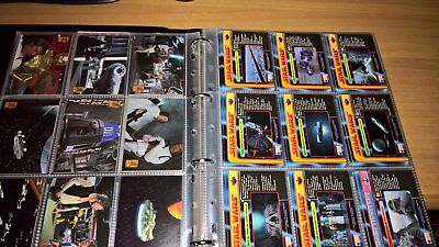 cards star wars serie completa